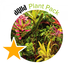 Upgraded Plant Packs for Aqua