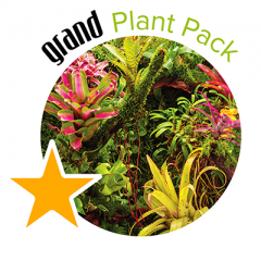 Upgraded Plant Packs for Grand